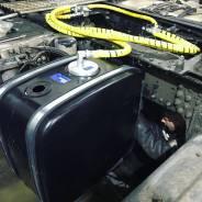 Гидрофикация седельного тягача MAN