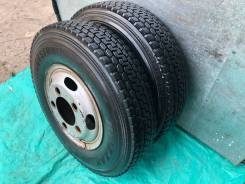 Bridgestone Blizzak W969. Зимние, без шипов, 10%, 2 шт