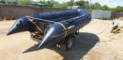 Nissamaran. длина 4,20м., двигатель подвесной, 30,00л.с., бензин