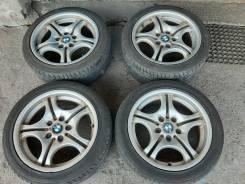 """(1) """"Шинком"""" R17 5*120 BMW-M разноширокий комплект колес. Б/П по РФ. 7.5/8.5x17"""" 5x120.00 ET41/50"""