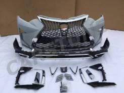 Обвес кузова аэродинамический. Toyota RAV4, ALA40, ALA49, ASA44, ZSA42, ZSA44