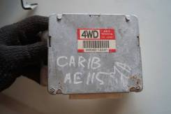 Блок управления 4wd Toyota Carib AE115