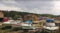 Стоянка, хранение гидроциклов Яхт-клуб Чкаловец 3000 т р месяц