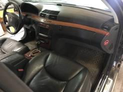 Детали салона рестайлинг Mercedes-Benz W220