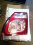 Вставка багажника Nissan Bluebird Sylphy QG10, правая (265505M486)