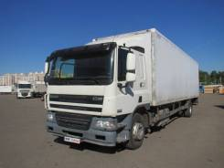 DAF CF65. Продаётся изотермический фургон DAF CF 65 в Москве, 6 693куб. см., 8 700кг., 4x2