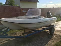Продам моторную лодку Laker 410