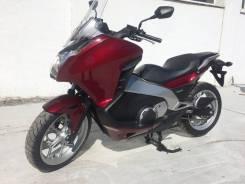 Honda NC 700 Integra. 700куб. см., исправен, птс, без пробега