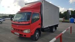 Hino Dutro. Продам фургон 20 кубов, 4 900куб. см., 3 500кг., 6x2