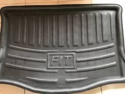 Коврики в багажник. Honda Fit, GE, GE6, GE7, GE8, GE9, GP1, GP4 L13A, L15A, LDA, LEA