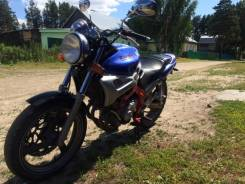 Yamaha FZX 250 Zeal. 250куб. см., исправен, птс, с пробегом