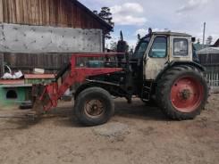 ЮМЗ 6. Продается трактор с куном