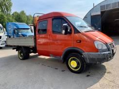 ГАЗ 330232. ГАЗ-330232, Бизнес, 2010г, 2 890куб. см., 1 500кг., 4x2