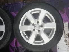 Продам комплект летних колес Nissan