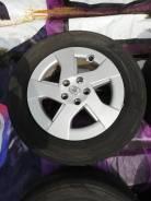 """Продам комплект летних колес. 6.0x15"""" 5x100.00 ET45 ЦО 56,1мм."""