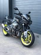 Yamaha MT-10, 2018