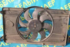 Вентилятор охлаждения радиатора. Ford Focus, CB4, DA3, DB AODA, AODB, AODE, ASDA, ASDB, G6DA, G6DB, G6DD, G8DA, GPDA, GPDC, HHDA, HHDB, HWDA, HWDB, HX...