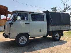 УАЗ 39094 Фермер. Продаётся грузовик УАЗ фермер, 1 000кг., 4x4