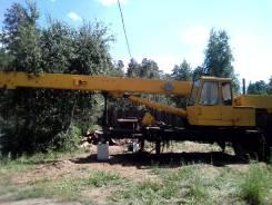 Крановая установка кс-4572 (Галичанин)