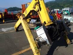 Японская эвакуаторная крановая установка 3-Х тонная