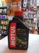 Motul. 10W-40, синтетическое, 1,00л.