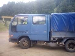 Nissan Diesel Condor. Продам Ниссан кондор, 3 000куб. см., 2 000кг., 4x2