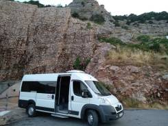 Peugeot Boxer. Микроавтобус Пежо боксер, 17 мест