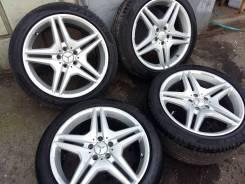 """Mercedes. 8.5/9.5x19"""", 5x112.00, ET35/35, ЦО 66,6мм."""