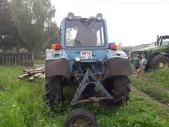 МТЗ 80. Продам трактор мтз 80 с куном и 2птс-4, 80 л.с.