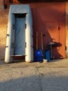 Фрегат. 2010 год год, длина 2,80м., двигатель подвесной, 3,50л.с., бензин