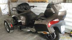 BRP Can-Am Spyder RT Limited, 2013