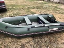 Лодка пвх nissamaran 360
