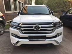 Рестайлинг Toyota Land Cruiser 200 Executive White 2016+