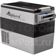 Автомобильный двухкамерный холодильник Alpicool 12/24V CF-55