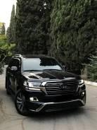 Рестайлинг Toyota Land Cruiser 200 Executive Black 2016+