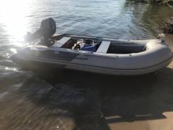 Лодка баджер и Сузуки 9,9(15)