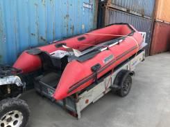 Продам Лодка Mercury Heavy Duty 380