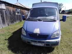 ГАЗ ГАЗель. Продается тентованная газель, 2 100куб. см., 1 500кг., 4x2
