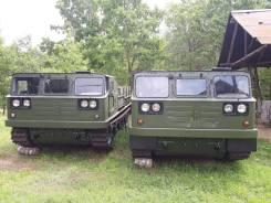 КМЗ АТС-59, 1987