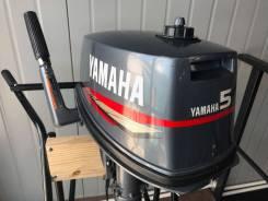 Yamaha. 2-тактный, бензиновый, нога S (381 мм), 2015 год