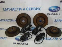 Тормозная система. Subaru: Impreza WRX STI, Impreza, Exiga, Forester, Legacy EJ257, EJ207, EJ205, EJ255, EJ20Y