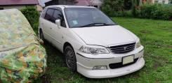 Honda Odyssey. RA8, J30A
