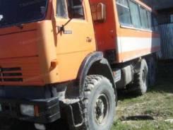 Нефаз 4208. Вахтовый автобус -111-13, 22 места