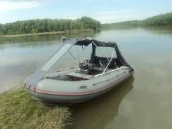 Моторная лодка РИБ