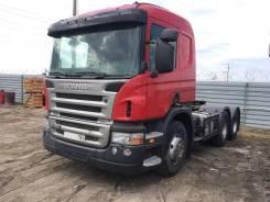Scania P420. , 12 000куб. см., 6x4