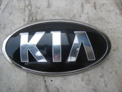 Эмблема решетки. Kia Sportage, QL