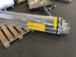 Алюминиевые трапы 3700 кг, 3 метра, 300 мм
