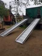 Алюминиевые трапы 1900 кг, 4 метра, 360 мм