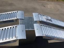 Алюминиевые трапы 5200 кг, 3 метра, 410 мм