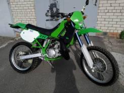 Kawasaki KDX 200SR-2, 1991